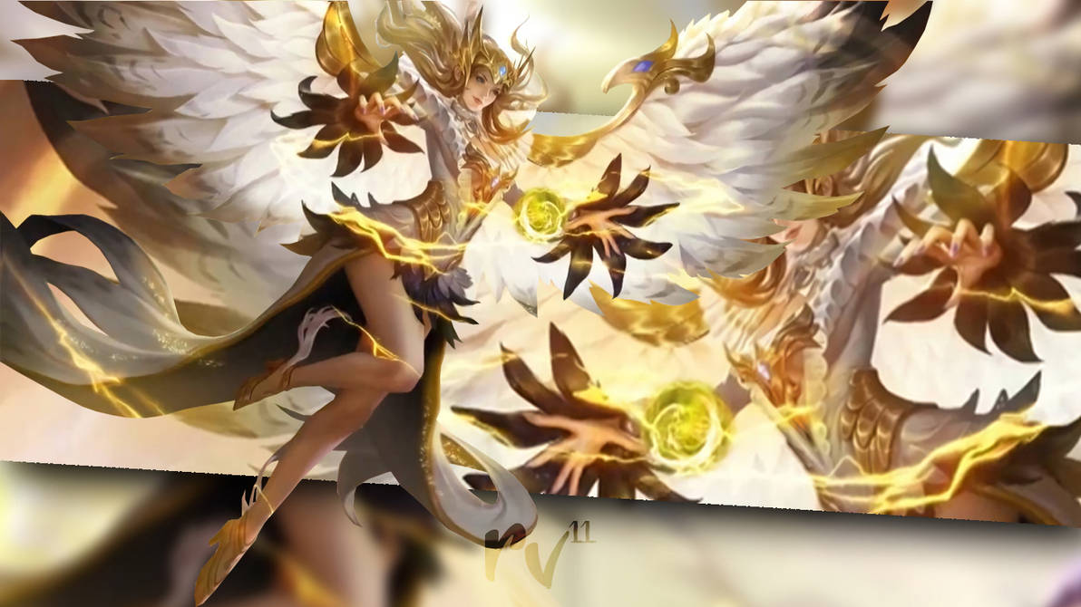 Alice Divine Owl Mobile Legend Wallpaper by Riael-Voel11 ...