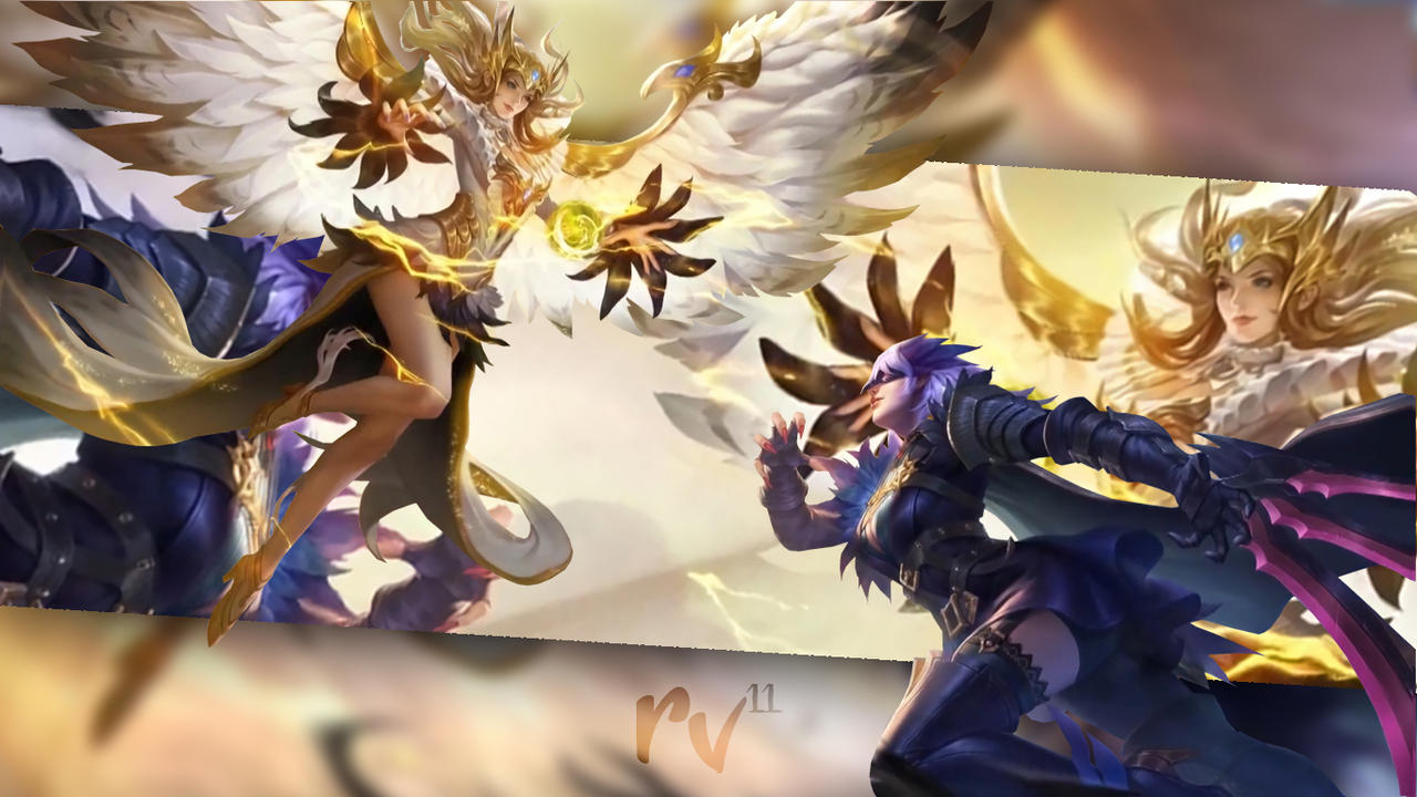 Alice DO And Natalia MR Mobile Legend Wallpaper By Riael