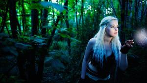my Daenerys Targaryen cosplay by SilverKhaleesi