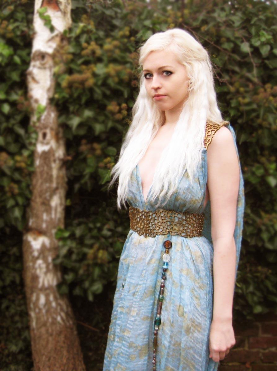 Khaleesi in Qarth by SilverKhaleesi on DeviantArt