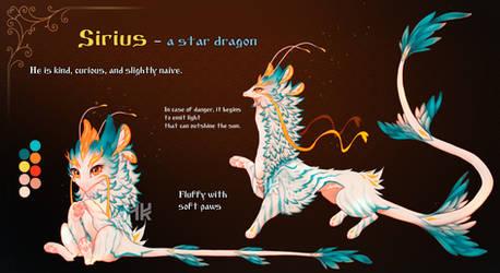 Sirius - star dragon AUCTION [CLOSED]