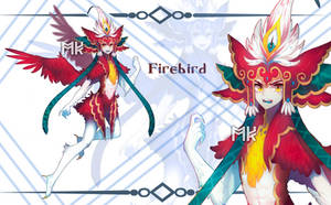 Firebird [AUCTION OPEN] #10 by sayama99