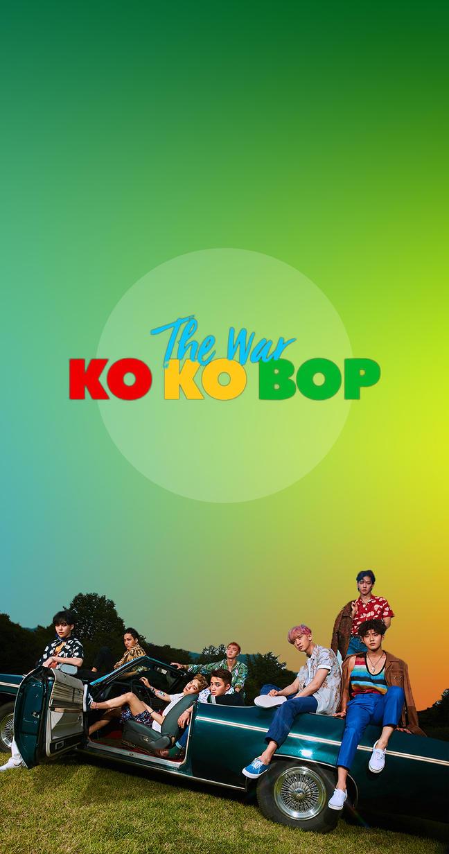 Exo Ko Ko Bop Desktop Wallpaper Wallpaper Directory