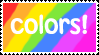 Colors! Stamp by MagicalMerlinGirl