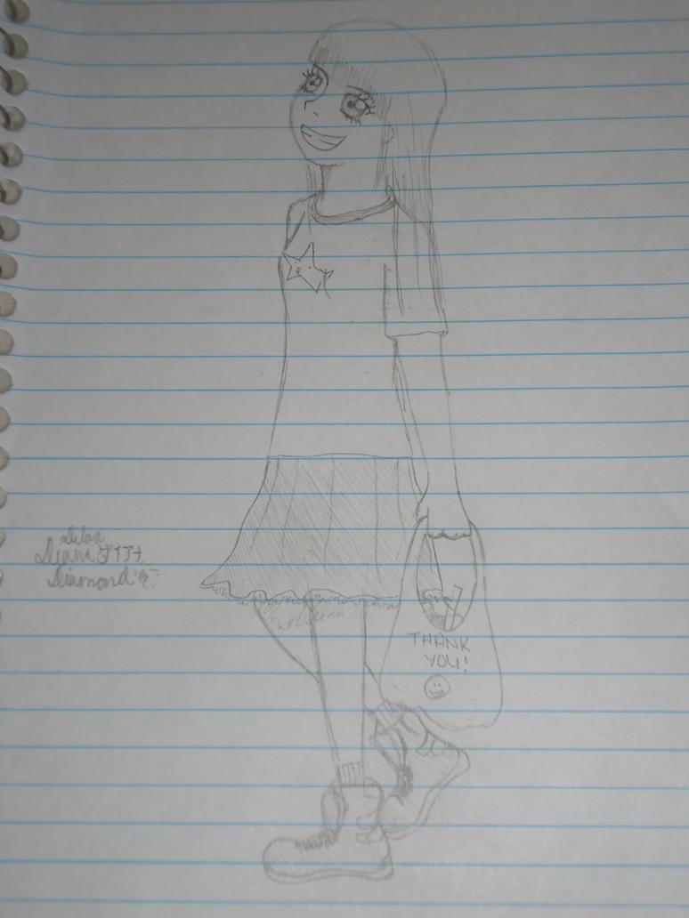 Sketchy, sketchy #2 by Daiana-Daiamondo