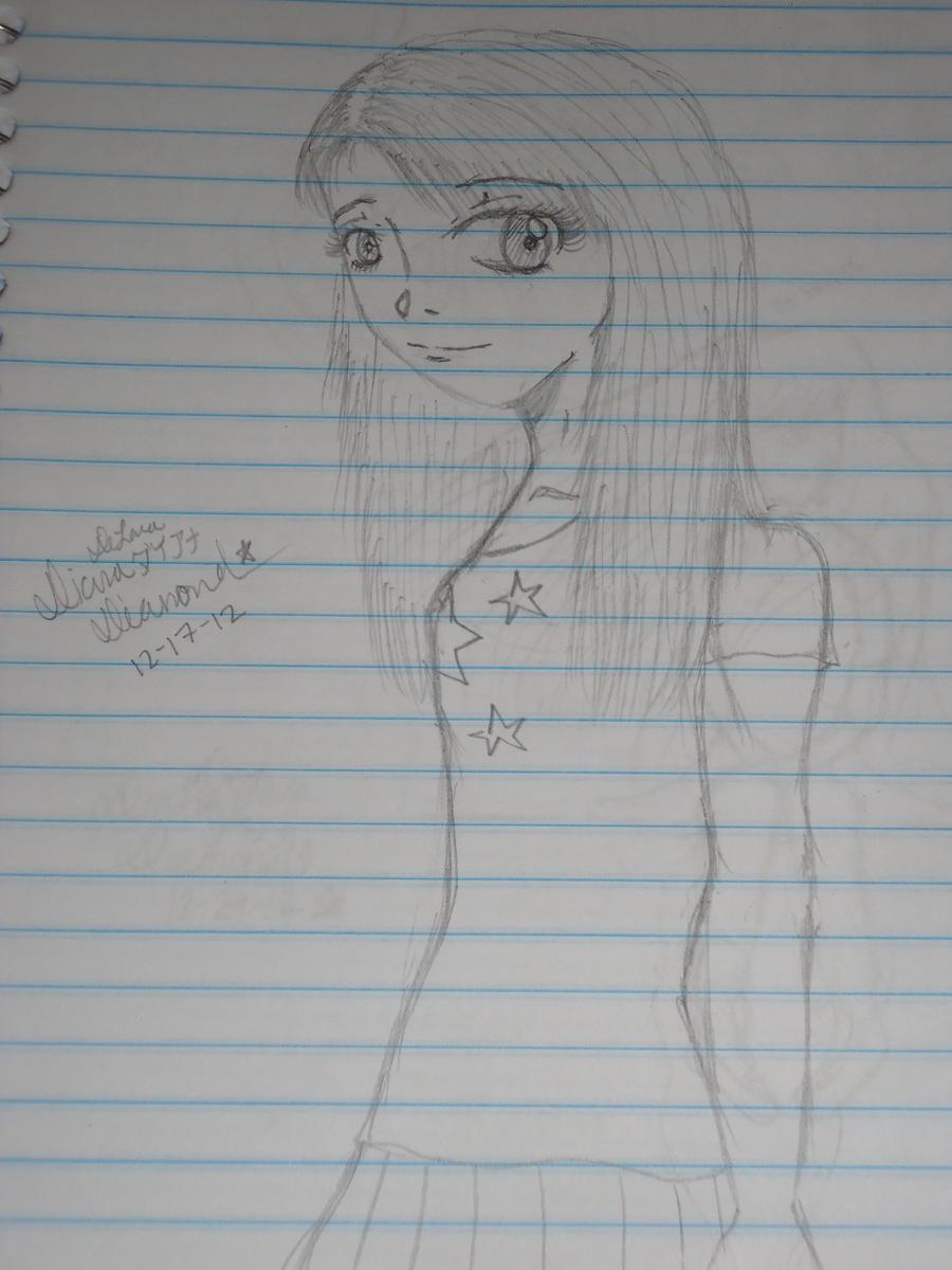 Sketchy, sketchy #5 by Daiana-Daiamondo