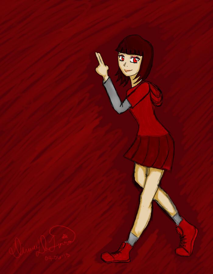 Red by Daiana-Daiamondo