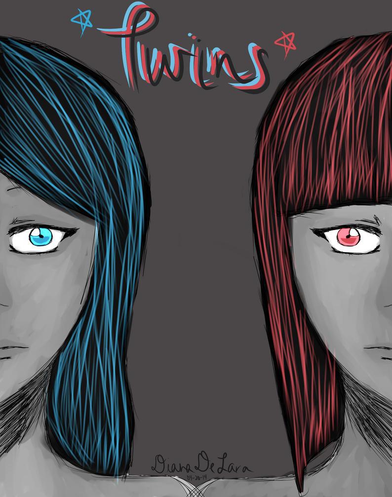 Twins by Daiana-Daiamondo