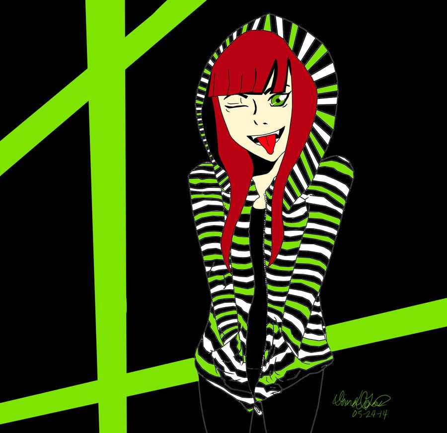 Hoodie by Daiana-Daiamondo