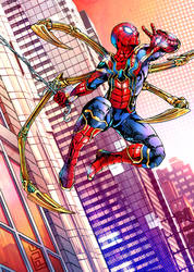 Iron Spider by CPuglise9