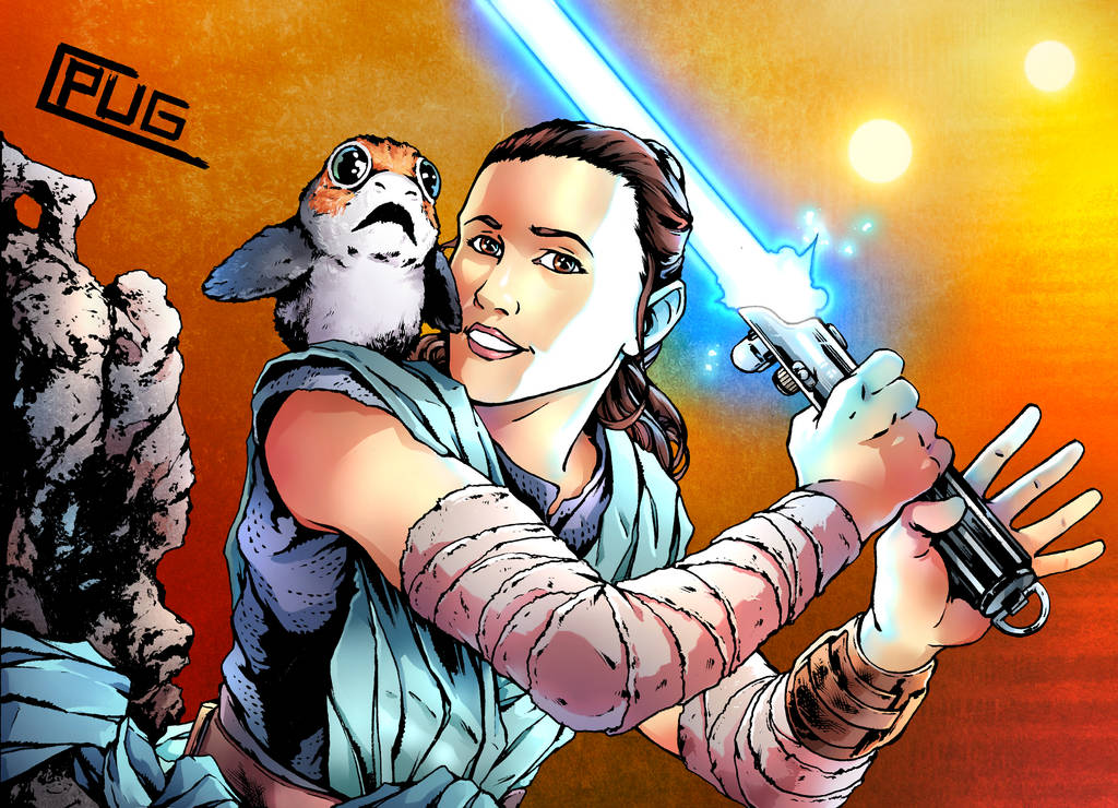 Rey by CPuglise9