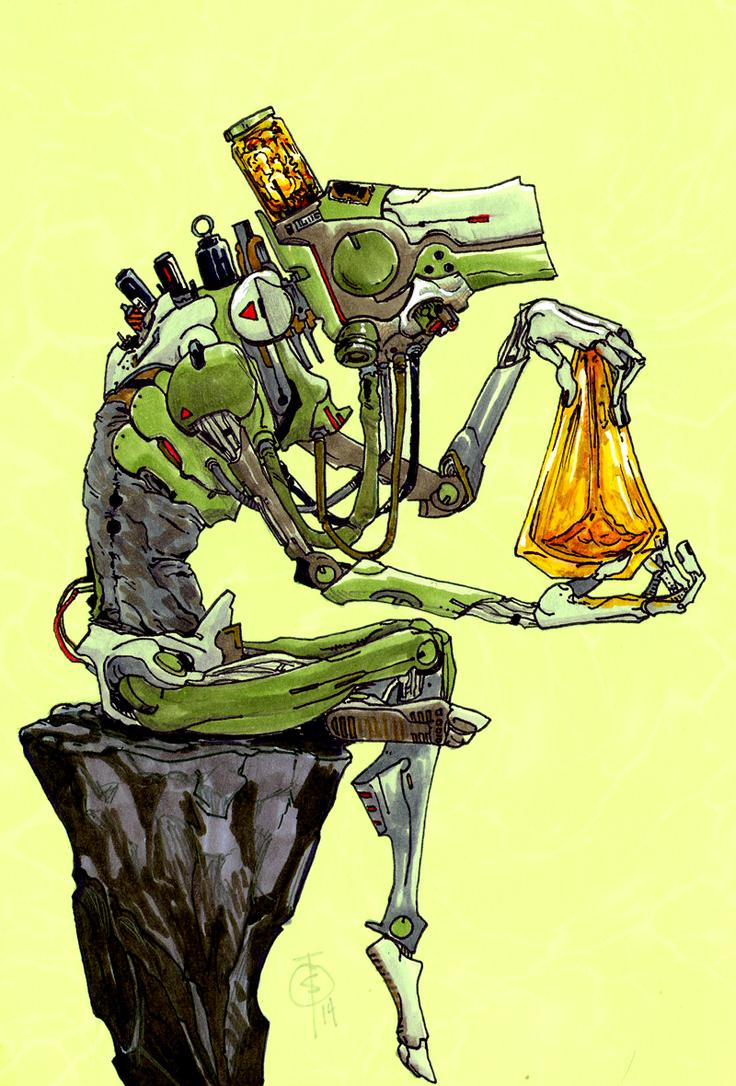 Timekeeper by roboqueer