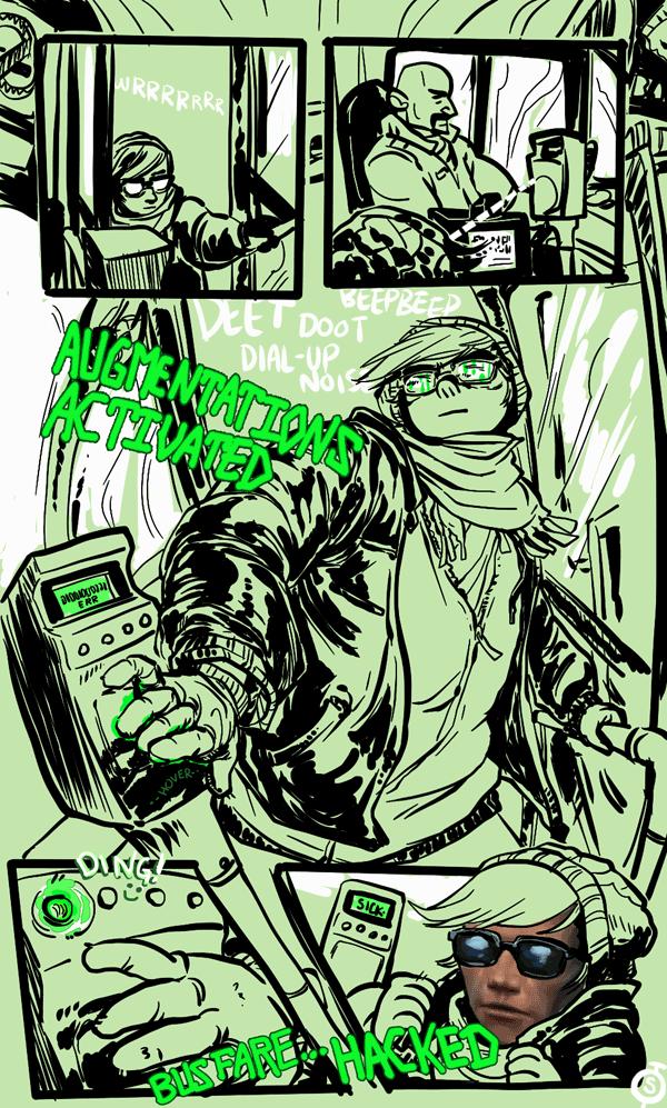 Hacker by roboqueer