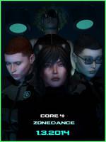 CORE #4: Zonedance Promo by uzobono
