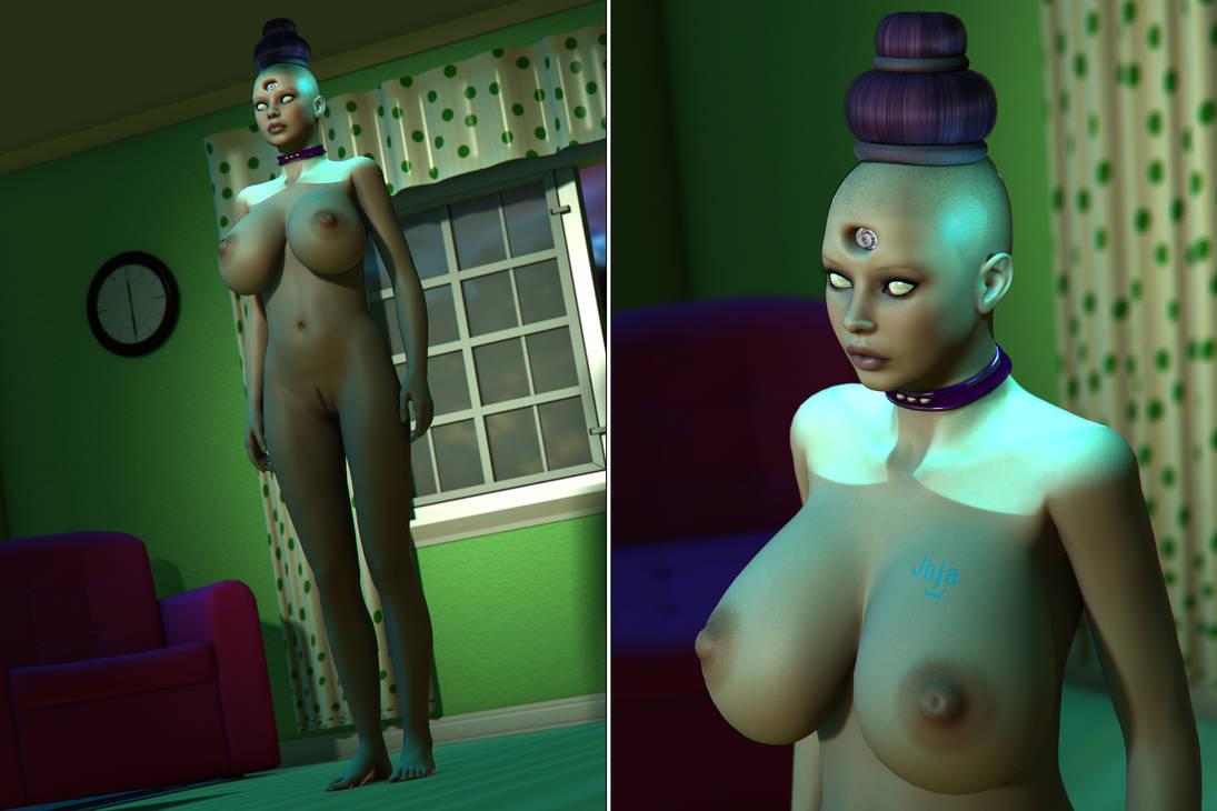 Joja Plastic Pleasure Appliance - Abigail by uzobono