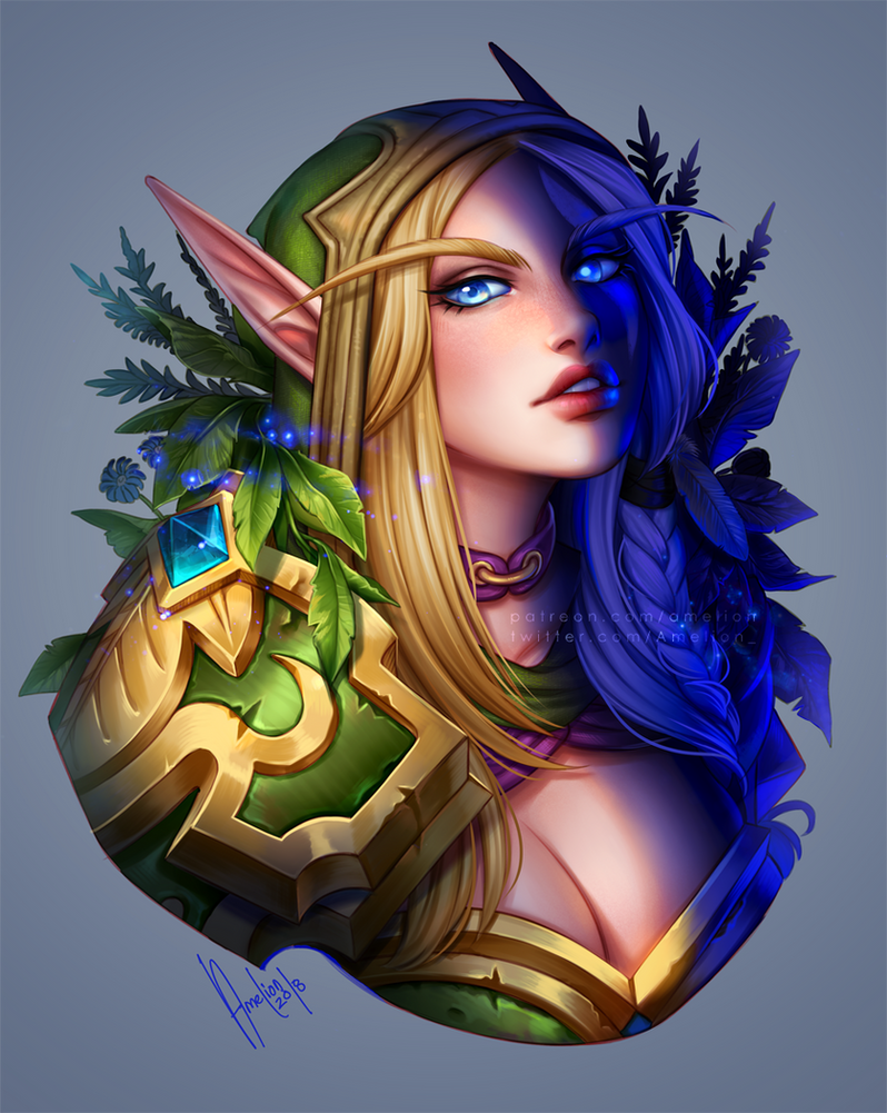 ALLERIA by Amelion