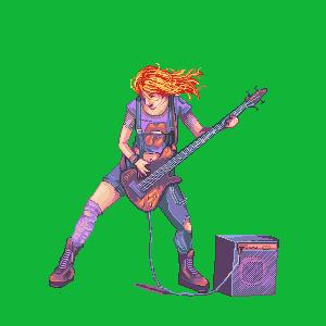 Rock Girl by dimitryfelipe