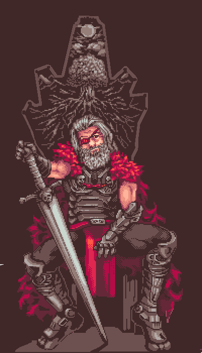 God Odin by dimitryfelipe
