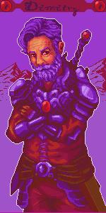 velho guerreiro by dimitryfelipe
