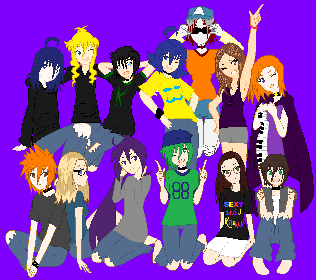 Teh Chatroom Group by KatieKat926