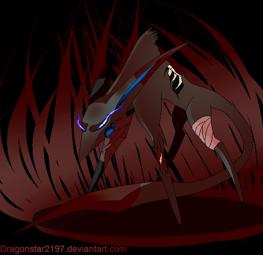 Beast of Souls (Colored) by DragonStar2197