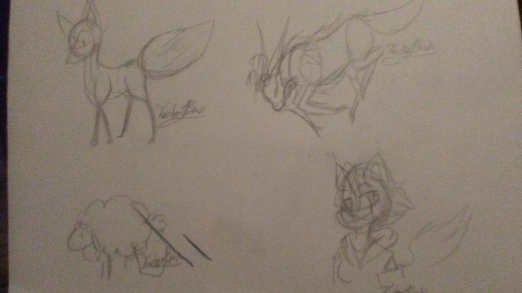 Doodles by ToastyBrain