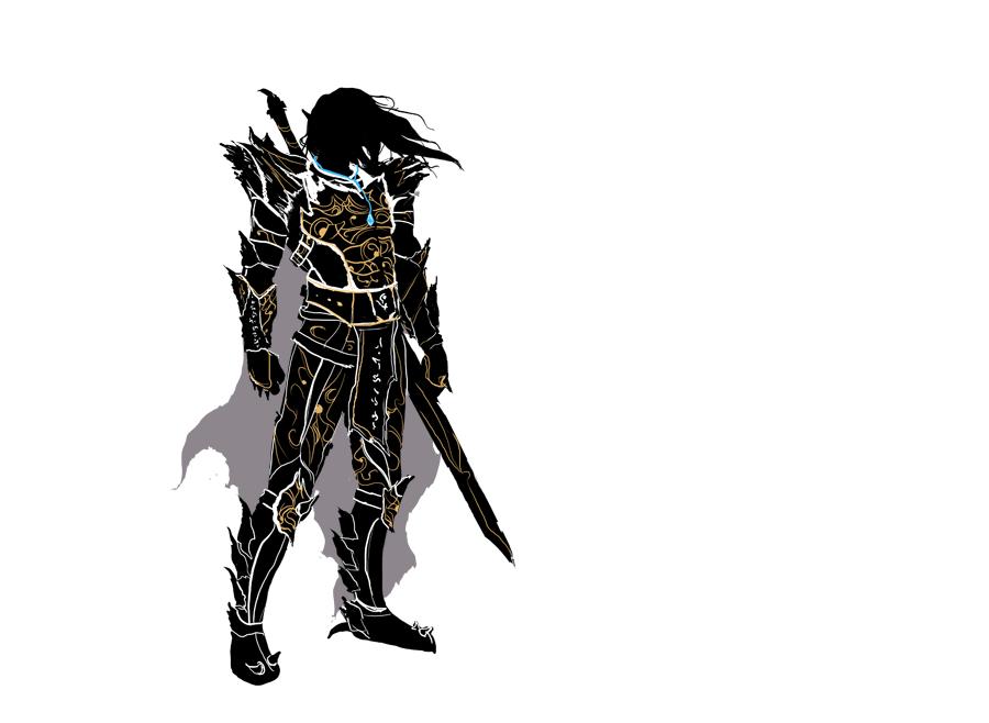 Light Elf Armor Design Concept by Aameeyur on DeviantArt