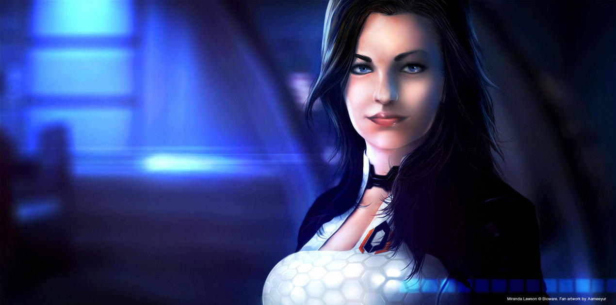Miranda Mass Effect 3