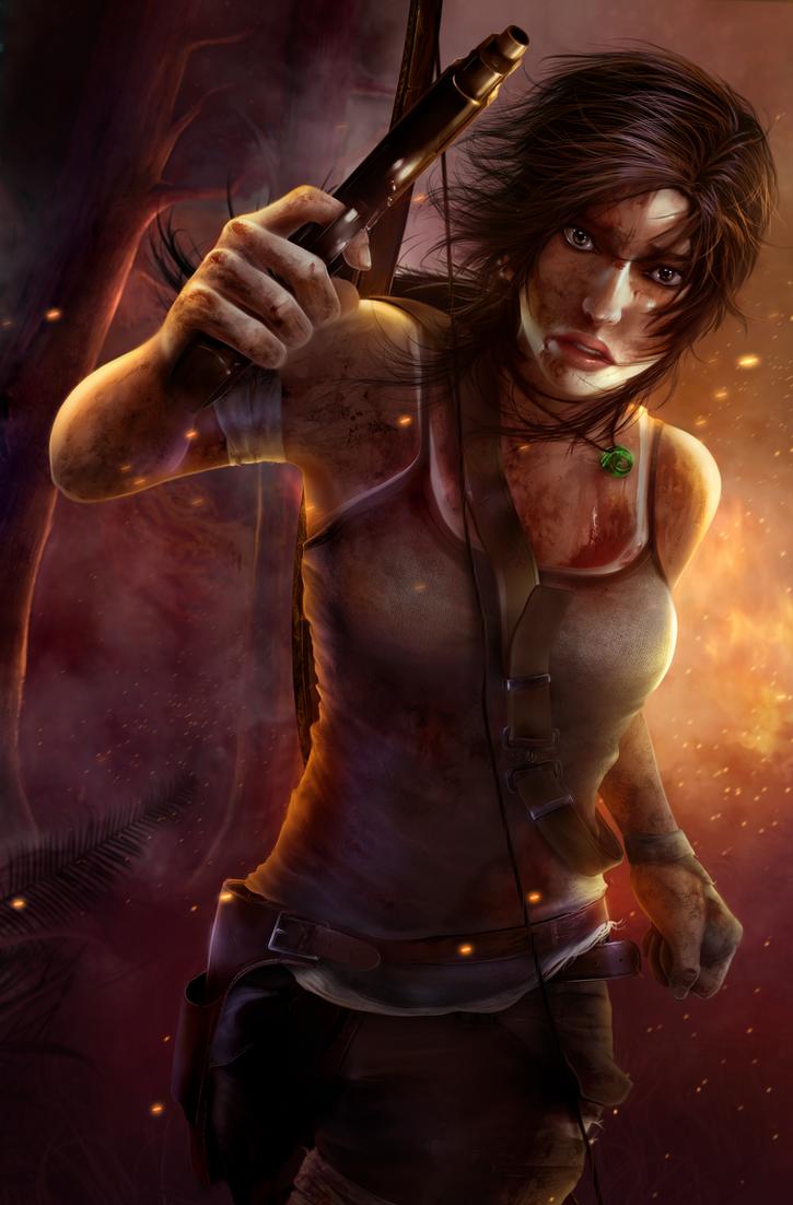 Tomb Raider Reborn by Aameeyur