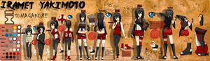 Iramet Yakimoto - Outfits