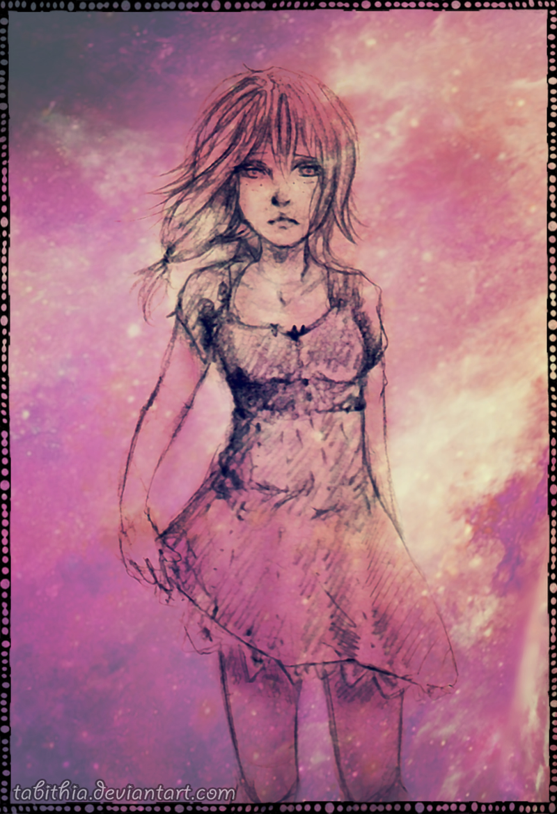 : cosmic violet : by tabithia