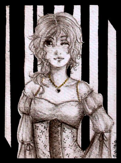 :ACEO Naomi : by tabithia