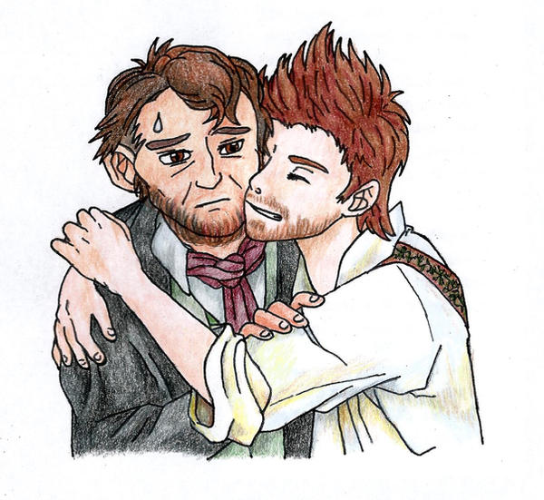 Henry and Abe by simara24