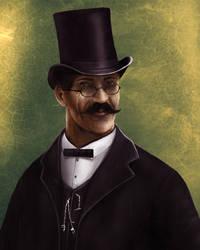 Sir Brone Langworth by stormwell