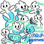 Snipiliks   Aqua Mutations (WIP)