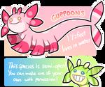Guppoons   Species Guide (Semi-Open)