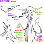 Neldusas - Species Concept