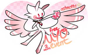 Ashmoths   Free MYO Event (CLOSED)