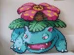 Pokemon: Perler Bead Venusaur