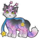 Mewniv Species DEBUT -- [CLOSED] Auction to Adopt by heatbish