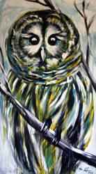 owl 2 by jahshalom