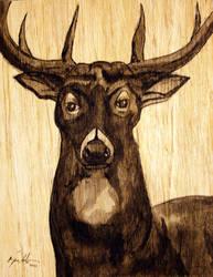 deer 2 by jahshalom