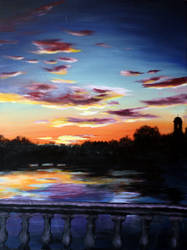 Charles River by jahshalom