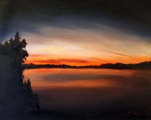Canadien Sunset