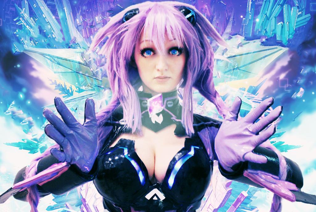 Purple Heart Cosplay by Mirakan on DeviantArt