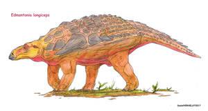 Dinovember-8 : Edmontonia