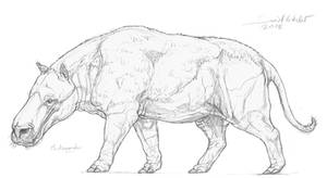 The great Andrewsarchus