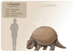 The glyptodon