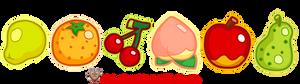 Animal Crossing Fruits