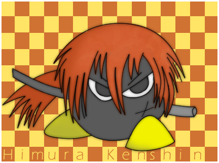 Himura Kenshin Met by lukerlz
